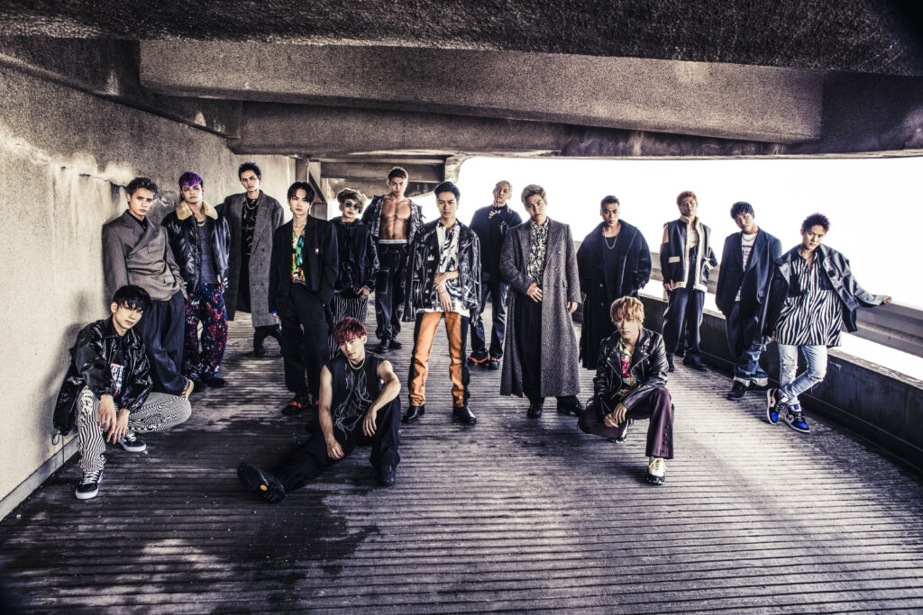 THE RAMPAGE from EXILE TRIBEの画像 p1_27